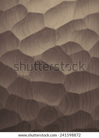 wood craft texture background - stock photo