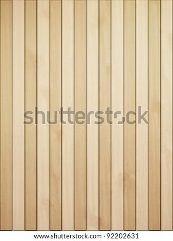 Wood decorative background - stock photo