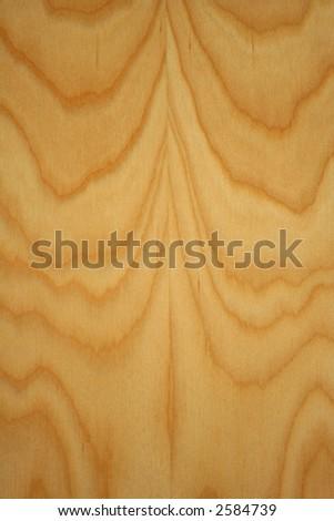 wood grain detail background - stock photo