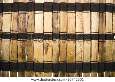 Wood Mat - stock photo