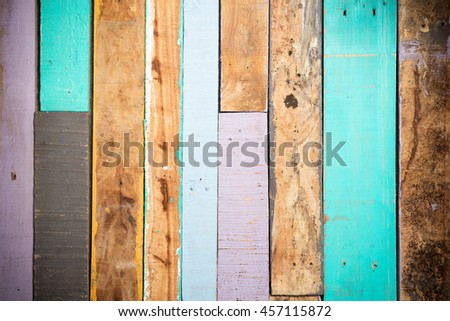 Wood material background for Vintage wallpaper.