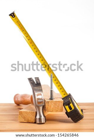 wood mounting tools