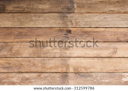 Wood panel background - stock photo