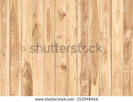 Wood panels background - stock photo