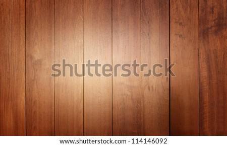 wood panels used as background - stock photo