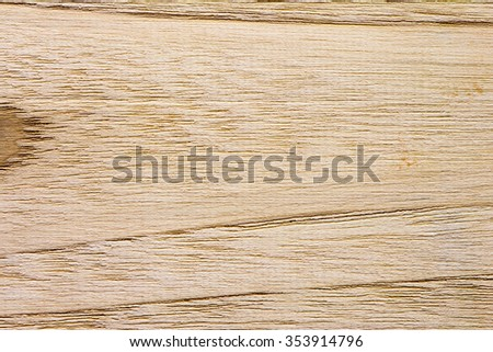 Wood patterned panels