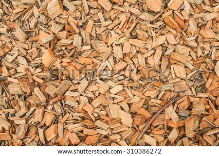 Wood Pieces Texture Background
