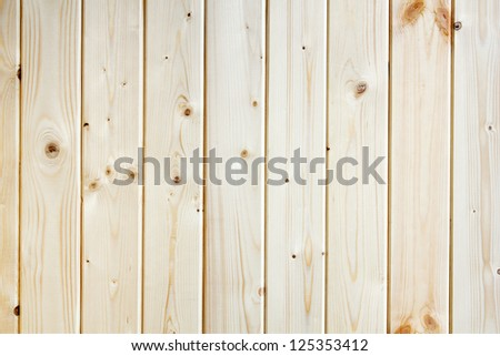 Wood pine plank brown texture for background - stock photo