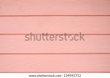 Wood pink background. - stock photo
