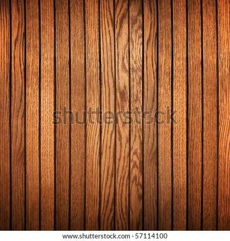 wood plank - stock photo