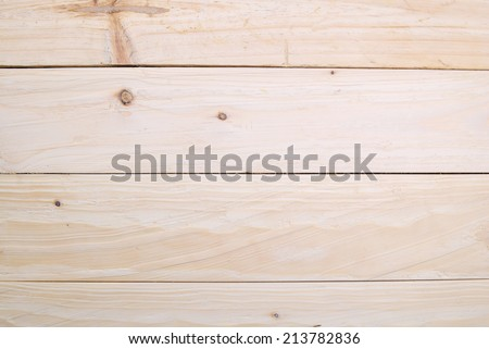 Wood plank brown texture background vintage - stock photo