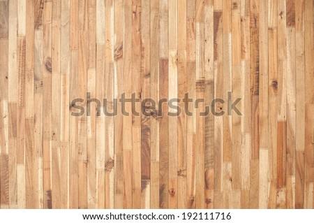 Wood plank wall  - stock photo