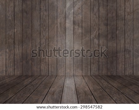 Wood plank wall texture background