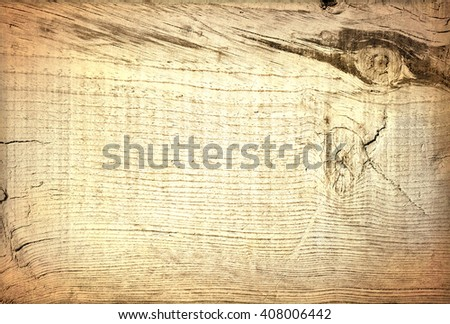 wood plank with copy space. Weathered, bleached gangplank background on the beach. Wood background. - stock photo