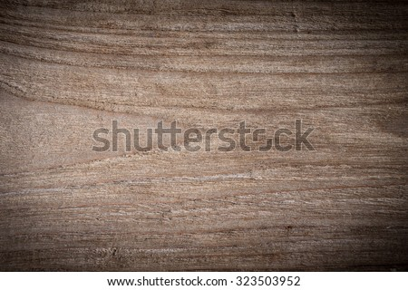 wood rough grain surface texture, wooden dark board background - stock photo