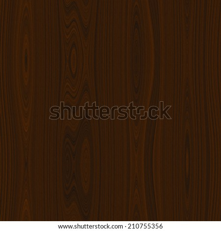 Wood seamless generated hires texture - stock photo