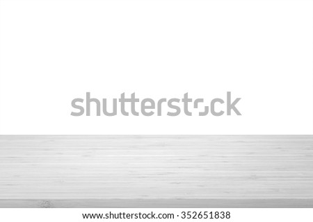 Wood Table Top Texture Light Grey Stock Photo Royalty Free
