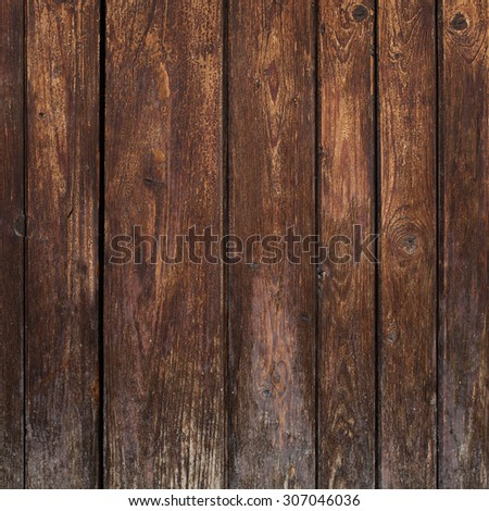 Wood Texture Background Big Brown wood plank wall