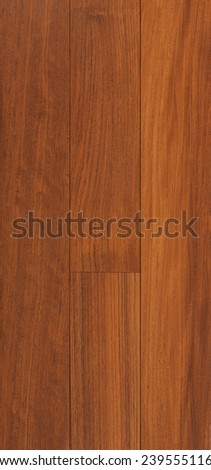 Wood texture background for design,  teak board . - stock photo