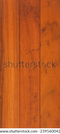 Wood texture background for design, Tigerwood board . - stock photo