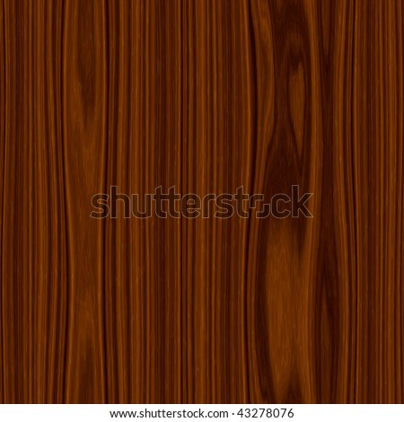 Wood texture background illustration, seamless tiling surface - stock photo