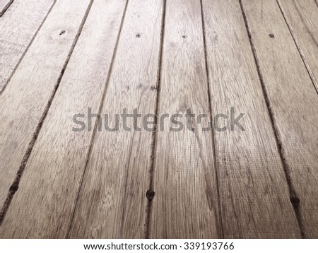 wood texture background old pale scratched panels - stock photo