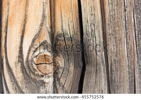 Wood texture. background old table - stock photo