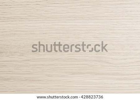 Wood texture background with grainy detail pattern in light cream creme beige sepia color tone: Wooden panel backdrop material smooth surface for furniture, flooring, interior home decor design