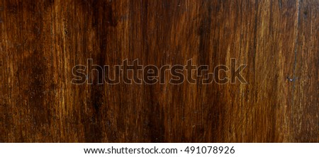 wood texture - brown teak blank plank surface shiny wooden wall floor frame exterior panel timber material background