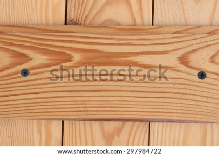 wood texture in the studio with two light sources