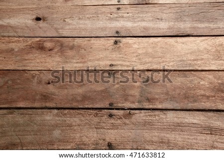 wood texture of floor with natural pattern.