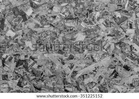 wood texture of floor with natural patterns - stock photo