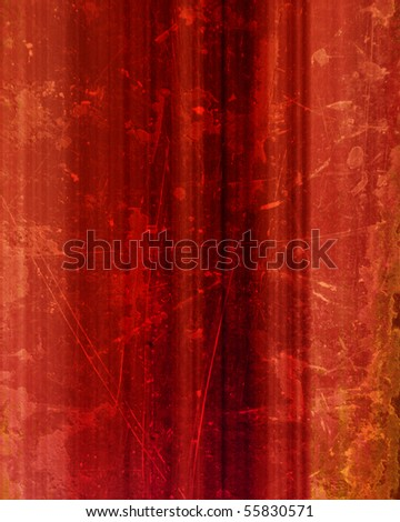 Wood texture with straight lines in it - stock photo