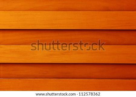 Wood wall background - stock photo