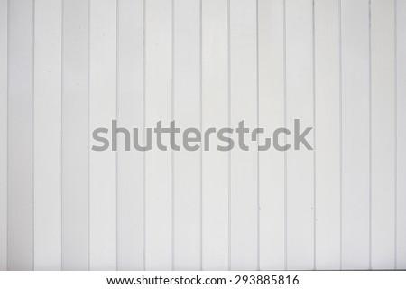 Wood wall pallet - stock photo