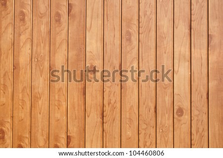 Wood wall texture - stock photo