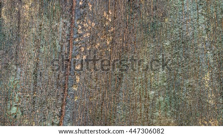 Wood weathered aged cracked Rough as Background or Texture. - stock photo