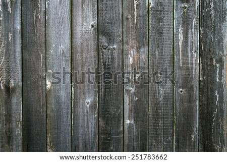 Wooden antique plank background texture - stock photo