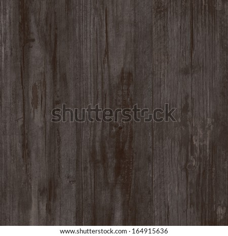 wooden black texture. (High.res.) - stock photo