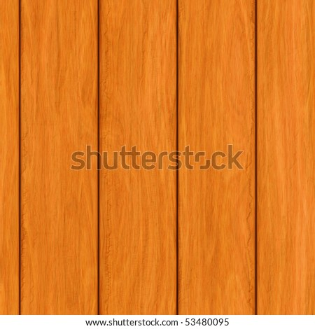 Wooden boards texture that tiles seamlessly as a pattern. - stock photo