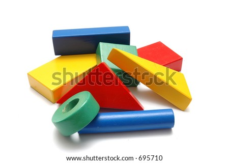 Wooden Building Blocks 3