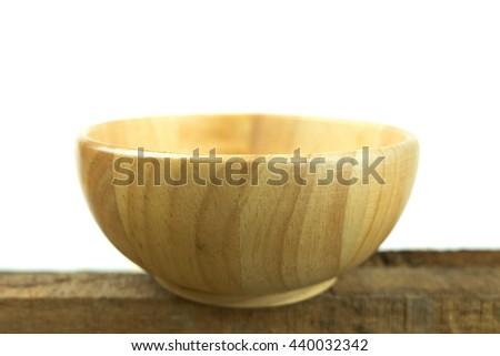 wooden Cub - stock photo