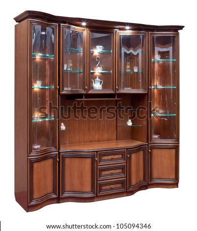 Wooden Cupboard Stock Images RoyaltyFree ImagesVectors