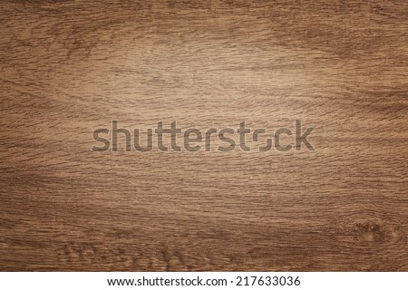 Wooden Desk Surface