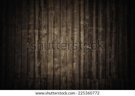 Wooden floor panel - stock photo