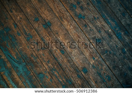Wooden floor texture or background