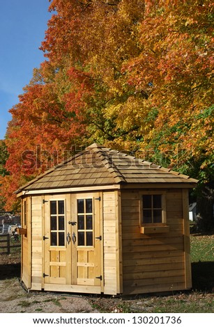 Garden Shed Stock Photos, Royalty-Free Images & Vectors - Shutterstock