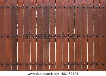 Old Wooden Gate Stock Images Royalty Free Images