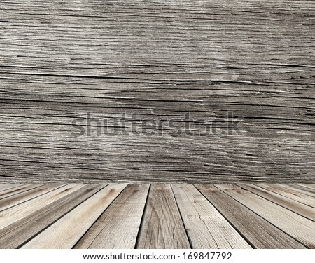 wooden interior room