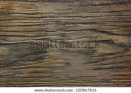 Wooden line texture as background. - stock photo